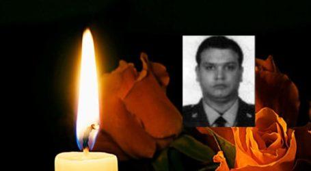 """Θρήνος: """"Έφυγε"""" από τη ζωή 42χρονος Λαρισαίος στρατιωτικός, πατέρας ενός παιδιού"""