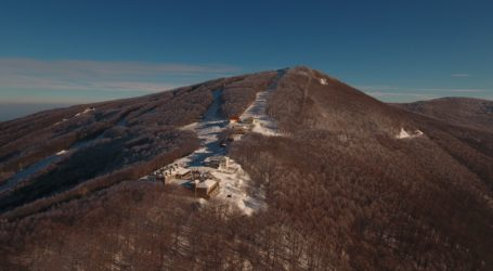 1.500 επισκέπτες σε τρεις ημέρες στο Χιονοδρομικό Κέντρο Πηλίου [εικόνες]