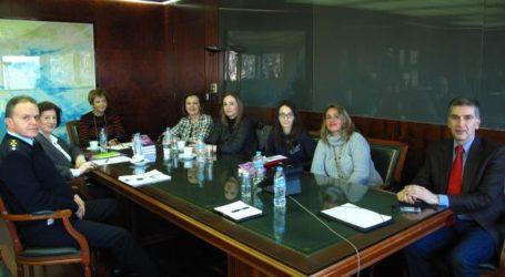 Στο Υπουργείο Προστασίας του Πολίτη η Μαρίνα Χρυσοβελώνη
