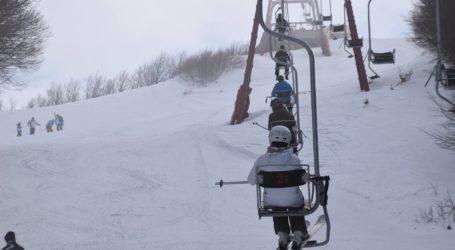 Κλειστό αύριο το Χιονοδρομικό κέντρο Πηλίου