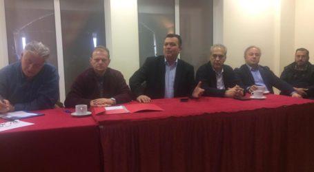 Σε ενωτικό κλίμα η διευρυμένη συνεδρίαση της ΝΟΔΕ ΝΔ Μαγνησίας στον Βόλο [εικόνες]
