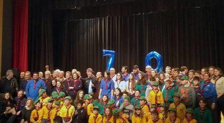 70 χρόνια γιόρτασε το 7ο Σύστημα Ναυτοπροσκόπων Βόλου