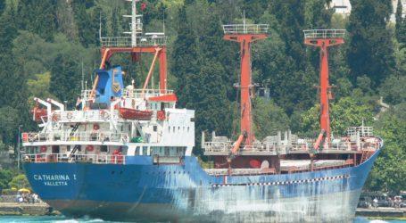 Προσάραξε στη Στυλίδα φορτηγό πλοίο με προορισμό τον Αλμυρό