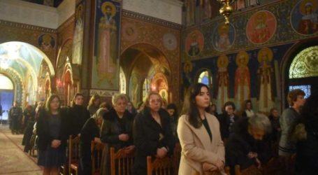 Αγρυπνία το βράδυ της Πέμπτης για την Ελληνικότητα της Μακεδονίας στον Άγιο Αχίλλιο Λάρισας (φωτο)