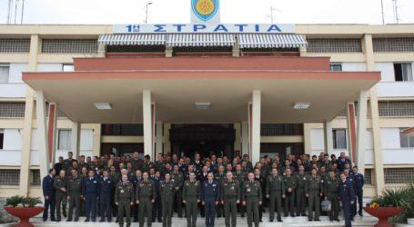 Ο αντιστράτηγος Κωνσταντίνος Φλώρος νέος διοικητής στην 1η Στρατιά