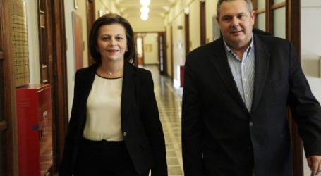 Καμμένος: Αν ο Τσίπρας κρατήσει τη Χρυσοβελώνη θα μπλοκάρω όλα τα νομοσχέδια