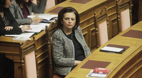 Μ. Χρυσοβελώνη: Δεν με έχουν διαγράψει από του Ανεξάρτητους Έλληνες