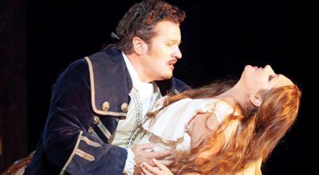 Η όπερα «Αντριάνα Λεκούβρερ» στο Αχίλλειο