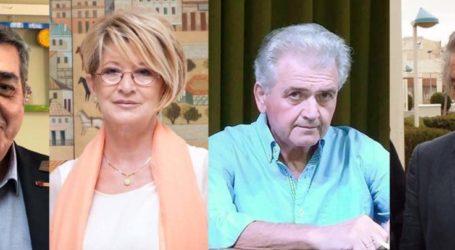 Δύο μένουν, δύο φεύγουν στις αντιδημαρχίες του δήμου Λαρισαίων