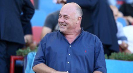 Μπέος: «Η ομάδα του εμπλεκόμενου αντιπροέδρου να πέσει στη Β΄ Εθνική»