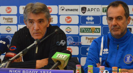 Ντόστανιτς: Έχουμε μάθει να λειτουργούμε υπό πίεση