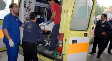 Τροχαίο στην παλιά Εθνική Οδό Λάρισας–Βόλου – Απεγκλωβίστηκε 30χρονος που μεταφέρθηκε στο νοσοκομείο