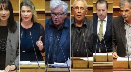 Αυτοί είναι οι έξι βουλευτές που έδωσαν ψήφο εμπιστοσύνης στην Κυβέρνηση – Μεταξύ αυτών και ο Β. Κόκκαλης