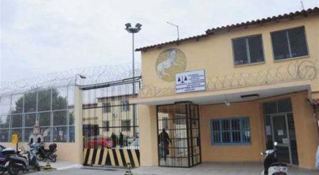 Στις φυλακές Λάρισας ο υπουργός Δικαιοσύνης Μιχάλης Καλογήρου