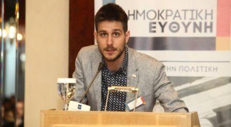 Νίκος Γαμβρούλας: Ο Δήμος και το Επιμελητήριο σε συνεργασία για την προώθηση της επιχειρηματικότητας των νέων