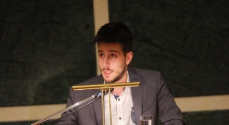 """""""Ορμή ανανέωσης"""" λέει τη δημοτική του παράταξη για τη Λάρισα ο Γαμβρούλας – Εντός των ημερών οι πρώτοι υποψήφιοι"""