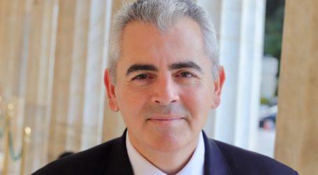 Ευχές για την ονομαστική του εορτή δέχεται ο Χαρακόπουλος