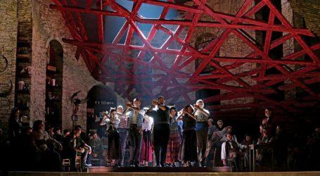 Η όπερα «Κάρμεν» του Bizet στο Αχίλλειο