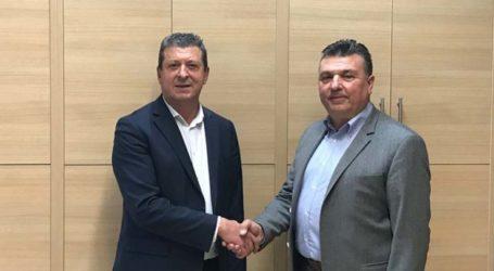 Υποψήφιος με το Νίκο Ευαγγέλου στην Ελασσόνα ο Παναγιώτης Κατσίδης