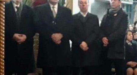 Στο Καλοχώρι ο Κώστας Κολλάτος στον πανηγυρικό εσπερινό προς τιμή του Αγίου Ιωάννη του Προδρόμου