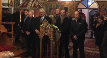 Στις θρησκευτικές εκδηλώσεις στην Γυρτώνη ο Κώστας Κολλάτος