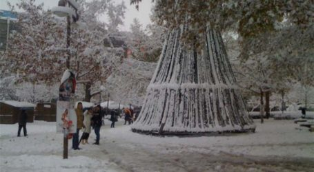 Θα χιονίσει εκ νέου αύριο Τετάρτη στη Λάρισα; Η πρόγνωση του μετεωρολόγου Φ. Τακούδη στο onlarissa.gr