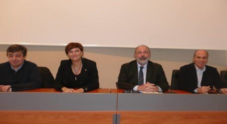 Συνεδρίαση πρυτανικού συμβουλίου για συγχώνευσης Π.Θ.-ΤΕΙΘ