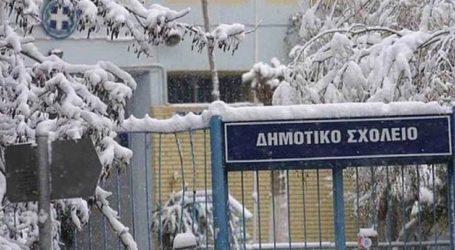 Κλειστά την Παρασκευή τα σχολεία στους δήμους Φαρσάλων, Αγιάς, Τυρνάβου, Κιλελέρ, Τεμπών και Ελασσόνας – Εν αναμονή για τη Λάρισα