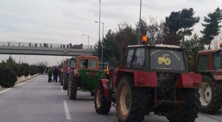 Λάρισα: Δείτε τις προσωρινές κυκλοφοριακές ρυθμίσεις στην Π.Α.Θ.Ε. λόγω αγροτικών κινητοποιήσεων
