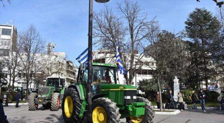 Τρακτέρ θα κατακλύσουν το κέντρο της Λάρισας αύριο Παρασκευή – Μεγάλο συλλαλητήριο ετοιμάζουν οι αγρότες