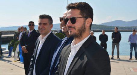 Ζαρκάδας-Βεργής προς Λασκαράκη: Προστατέψτε την ομάδα της πόλης ή παραιτηθείτε