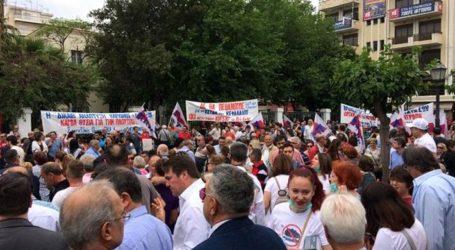 Στις 16 Μαρτίου το συλλαλητήριο κατά της καύσης των απορριμμάτων στον Βόλο