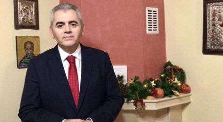 Χαρακόπουλος: Ειρήνη στον κόσμο, καλύτερες μέρες στην πατρίδα!