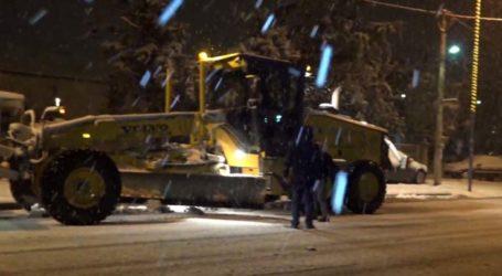 Βίντεο του δήμου Λαρισαίων για τις επιχειρήσεις αντιμετώπισης του χιονιά