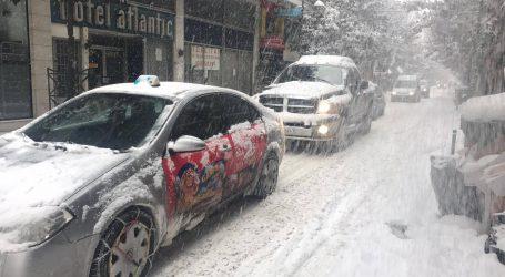 Χιόνι και… -11 βαθμούς Κελσίου περιμένουν οι μετεωρολόγοι στη Λάρισα από αύριο Πέμπτη