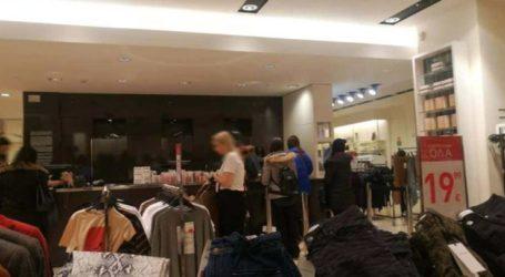 «Ακάθεκτες» οι Λαρισαίες στα ψώνια τους παρά το κρύο – Τι αρέσκονται να αγοράζουν περισσότερο (φωτο)