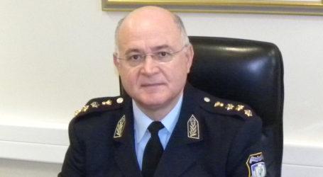 Ο Μιλτ. Αλεξάκης νέος υποδιευθυντής της Αστυνομίας στον Βόλο