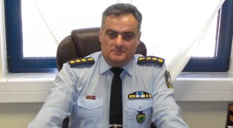 Ο Αθανάσιος Καλαμποκάς ορίστηκε Β' υποδιευθυντής της Διεύθ. Αστυνομίας Μαγνησίας