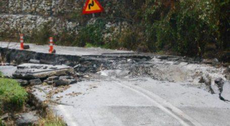 Τσιαπλές προς Αγοραστό για τα προβλήματα από τις έντονες βροχοπτώσεις στον Δήμο Ζαγοράς Μουρεσίου