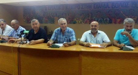Οι συνταξιούχοι καταδικάζουν τα νέα αγροτοδικεία και στηρίζουν αγρότες