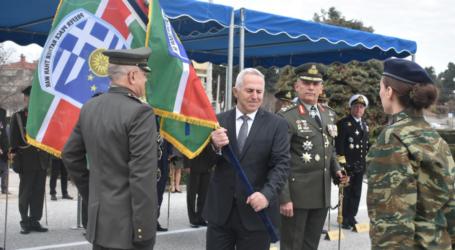 Παρουσία του υπουργού Εθνικής Άμυνας η αλλαγή διοίκησης στην 1η Στρατιά – Δείτε πλούσιο φωτορεπορτάζ