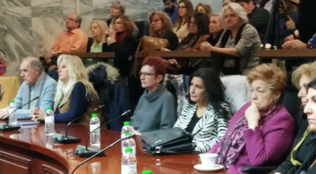 Παρέμβαση των Ενεργών Πολιτών Λάρισας στη συνάντηση με την υπουργό πολιτισμού