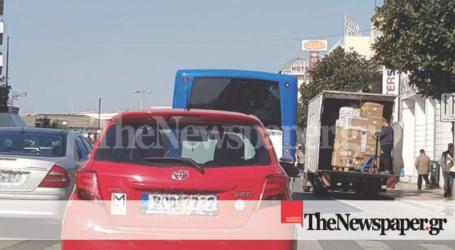 Αδιαφορία καταστηματαρχών για τα ωράρια φορτοεκφόρτωσης