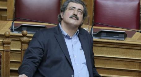 Πρώην Λαρισαια βουλετής του ΣΥΡΙΖΑ «σφάζει» τον Πολάκη – Aς κοιταζόμαστε και στον καθρέφτη