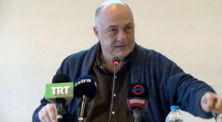 Αχιλλέας Μπέος: Λένε ψέματα και δίνουν μόνο υποσχέσεις για το Στρατόπεδο Γεωργούλα [βίντεο]
