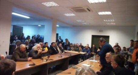 Η Λαϊκή Συσπείρωση στη Σκόπελο