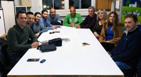 Με εργαζόμενους της ΔΕΥΑΜΒ συναντήθηκαν οι «Μαζί για τον Βόλο»