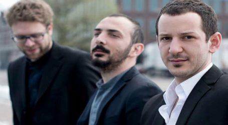 Yiannis Karygiannis Trio ζωντανά στην «Περισπωμένη»