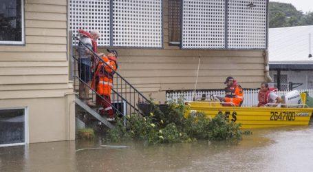 Τεράστιας έκτασης πλημμύρες σάρωσαν το Κουίνσλαντ της Αυστραλίας