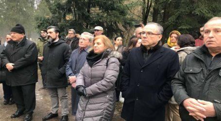 Μνημόσυνο του παγκοσμίου φήμης Έλληνα μαθηματικού Κωνσταντίνου Καραθεοδωρή στον τάφο του στο Μόναχο